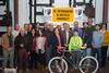 Bicycle Friendly City Silver Award Ceremony