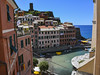 Vernazza from within (Aleah Carr) Tags: vernazza italy liguria travel colour color cinque terre