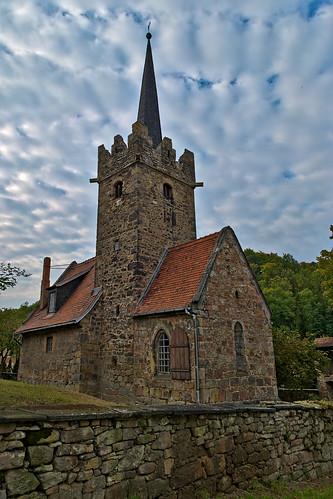 Wehrkirche Schaala