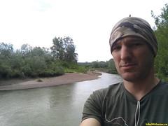 Река Пшиш и долгожданное купание.