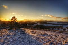 Hohe Acht (clemensgilles) Tags: deutschland germany berge beautiful panorama winter schnee snow eifellandschaft eifel