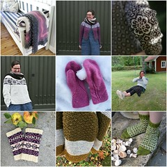 What I used in 2017 (osloann) Tags: knitting strikking 2017
