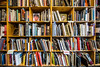 Powell's Books (Thomas Hawk) Tags: america books oregon pdx portland powells powellsbooks powellsbookstore usa unitedstates unitedstatesofamerica westcoast bookstore us fav10 fav25