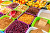 Nuts, etc. (Kevin R Thornton) Tags: d90 split travel europe 2017 mediterranean nuts croatia greenmarket fruit food market splitskodalmatinskažupanija hr