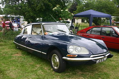 1968 Citroen DS. Moffat Classic Weekend. (Yesteryear-Automotive) Tags: citroen ds saloon motorcar car moffat classic weekend scotland