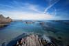 Punta de Saturraran (magomu) Tags: paisvasco basquecountry ondarroa mar sea cantabrico agua water rocas rocks nd filter lee filtro bigstopper