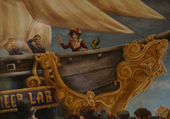 """The Occeaneer Lab Maiden Voyage 15 August 1899: Disney Wonder Oceaneer Lab • <a style=""""font-size:0.8em;"""" href=""""http://www.flickr.com/photos/28558260@N04/27235872659/"""" target=""""_blank"""">View on Flickr</a>"""