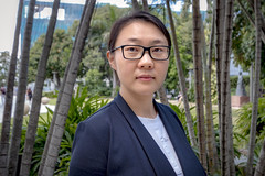 (QUT Science and Engineering Faculty) Tags: qut staff profile portrait dr qianqian yang maths school faculty mathematical sciences fellow decra research lecturer applied computational mathematics numerical
