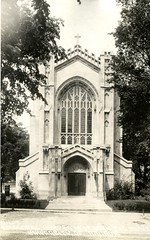 Episcopal Church of St. John the Divine, University of Illinois (The Urbana Free Library Digital Collections) Tags: episcopalchurch universityofillinois champaign