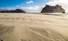 Wharariki Beach (Caroline Balme Photography) Tags: newzealand travelaroundtheworld roadtrip whv