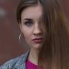 Shy (piotr_szymanek) Tags: marcelina portrait outdoor blonde longhair lips earrings oldtown warsaw woman lady girl hair fashion face eyesoncamera young 5k 10k 50f 20k 30k 100f 1k 20f marcelinab