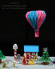 North Pole and Santa's Village (Oriland) Tags: celebratecanada cne canadiannationalexhibition origamicanadaland oriland おりがみ 折り紙 origami yuriandkatrinshumakov balloon origamicanadalandcreatedbyyuriandkatrinshumakov paper design orilandcom paperart origamibyyurikatrinshumakov toronto toyrontolife toyland ontario canada katrinray katrinrayakakatrinshumakov