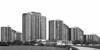 Contrasty (TablinumCarlson) Tags: europa europe deutschland germany brd nrw rheinland köln koln cologne kölle leica dlux 6 central north rhinewestphalia architecture meschenich schwarz weis kontrast contrast highkey hochhaus wohnblock skyscraper apartmenttower towerblock aufdemkölnberg dannilowinski amkölnberg nordrheinwestfalen 1973