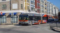 WMATA Metrobus 2015 New Flyer Xcelsior XDE60 #5476 (MW Transit Photos) Tags: wmata metrobus new flyer xcelsior xde60