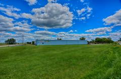 On a Summer Day (kendoman26) Tags: hdr nikhdrefexpro2 clouds sky summer nikon nikond7100 tokinaatx1228prodx tokina tokina1228 morrisillinois