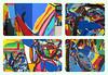 Exposition Luis Salazar, Cité Miroir, Anciens Bains et thermes de la Sauvenière, Liège, Belgium (claude lina) Tags: claudelina belgium belgique belgïe liège citémiroir anciensbainsetthermesdelasauvenière exposition luissalazar peinture painting oeuvre