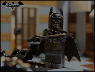 The Dark Knight - Heir to the Demon #19
