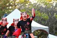 IMG_3070M 沖縄創作太鼓衆美らさ (陳炯垣) Tags: smile performance dancer stage okinawa eisa 沖縄 エイサー