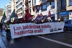 Greba eguna hezkuntzan