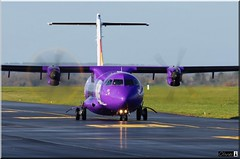 ATR 72-600, EI-FMJ, Flybe (OlivierBo35) Tags: rns spotting rennes lfrn atr72 flybe