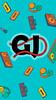 Fondo GJ 2 (zalatu98) Tags: generacion josue fondo movil celular amor unidad trabajo de pantalla fondodepantalla cristiano proyecto comic disco color colores pizarra pizarron negro blanco azul celeste gris