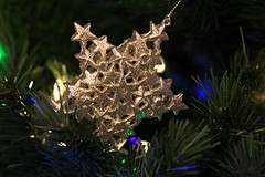 Stars (Cindy's Here) Tags: star stars ornament decoration christmas holiday canon ansh scavenger9