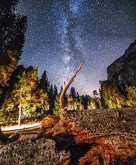 Yosemite night views (jamesfultonphotography) Tags: yosemite yosemitevalley northerncalifornia california astrophotography