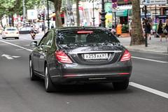Russia (Smolensk) - Mercedes-Benz S 350 CDI W222 (PrincepsLS) Tags: russia russian license plate 67 smolensk germany berlin spotting mercedesbenz s 350 cdi w222