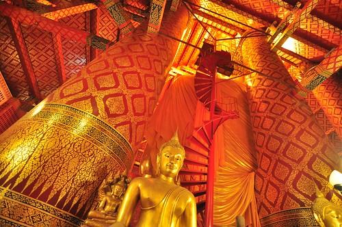 Wat Phanan Choeng, Ayuthaya