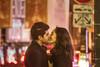Rue Rivoli (albyn.davis) Tags: people couple paris street color night light bokeh