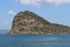 Lion Island (Poytr) Tags: lionisland island cliffskybaylandscapewatercoast hawkesburyriver brokenbay sydney nsw