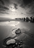 Spurn Point Humber Estuary (shaun walby photography) Tags: spurnpoint hull monochrome shaunwalby shaunwalbyphotography landscape seascape light sea coast england uk blackandwhite