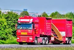 XE96089 (12.05.21)_Balancer (Lav Ulv) Tags: articulated artic semi hauler trækker zugmaschine sattelschlepper sattelzug auflieger wideload heavyhaulage særtransport sværgods convoiexceptionel vjtransport viggojespersen schwertransporte oversizeload daf dafxf xf105 105460 6x2 2009 retiredin2014 afmeldt2014 trailer truck truckphoto truckspotter traffic trafik verkehr cabover street road strasse vej commericialvehicles erhvervskøretøjer danmark denmark dänemark danishhauliers danskefirmaer danskevognmænd vehicle køretøj aarhus lkw lastbil lastvogn camion vehicule coe danemark motorway autobahn motorvej vibyj commercialvehicles