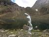 Faltenspiegel (Andrea Nagl) Tags: andreanagl markuswintersberger fotoserie hohe tauern nationalpark grosglockner faltenspiegel maske morphsuit gebirge faltung spiegel performance intervention silber