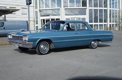 1964 Chevrolet Bel Air 4-door Sedan (Stig Baumeyer) Tags: chevrolet chevy gm generalmotors 1964chevroletbelair4doorsedan 1964chevy 1964chevrolet 1964chevroletbelair 1964chevybelair chevroletbelair4doorsedan chevybelair4doorsedan chevybelair belair