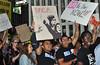 Resist 2017 (greenelent) Tags: resist protest resist2017 streets demonstrations defenddaca dreamers immigrants newyork