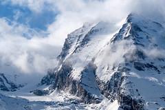 Mighty White (Jannik Peters) Tags: white snow mountain clouds massive rocks cliff raw mighty grosglockner impressive beautiful wind elements landscape fuji fujinon xt2 xf 90 90mm f2