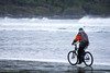 Bike Dude Not-Surfing (jon_spalding) Tags: longbeach tofino beach bicycle surf mountain bike