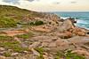 Port Elliot coastline at sunset (simone_a13) Tags: australia southaustralia fleurieupeninsula portelliot rocks landscape sunset coast