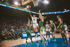 "UCLA vs Oregon (Pastrami Vicar aka Salamander ""Noodle"" Turgidson) Tags: womens basketball player players athlete athletes sport sports ucla bruins oregon ducks jupiter 12 35mm leica m240 m 240"