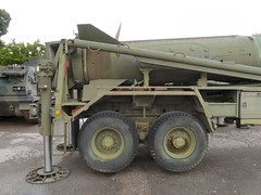 "Pershing II Erector Launcher 2 • <a style=""font-size:0.8em;"" href=""http://www.flickr.com/photos/81723459@N04/38866114854/"" target=""_blank"">View on Flickr</a>"