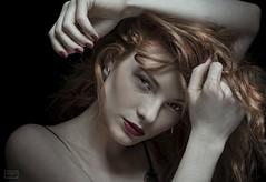 Isabella (javiermrkm1) Tags: pelirroja redhair retrato portrait belleza beauty makeup