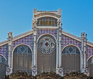 The Famous Mercado Central in Valencia  ( Fujifilm X70 28mm f2.8 Compact) (1 of 1)