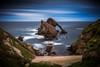 From Up Top (Augmented Reality Images (Getty Contributor)) Tags: portknockie bowfiddlerock coastline landscape leefilters longexposure scotland water waves colours morayfirth canon seascape clouds rocks unitedkingdom gb