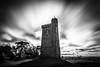 Leith Hill Tower (ed027) Tags: ifttt 500px sky landscape window cloudscape tower architecture tree building scene view shadow black white monochrome castle blur mood cloud long exposure hill rural composition perspective vignette historical tripod historic striking surrey leading line battlement