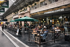 Enjoy Paris at Starbucks Coffee in Gare L'Est - Paris/FR (About Pixels) Tags: 0504 10earrondissement 1849 2017 aboutpixels eaststation fr france frankrijk garedelest iledefrance lenteseizoen mnd05 parijs paris parisest parisianregion springseason algemeen appliedart appliedarts architecture architectuur art bezoekers cafã© coffee collecties design drank drink eten garedetrain horeca interieur interior koffie kunst mei people railroads railwaystation reizigers restaurant spoorwegen toegepastekunst transport treinstation vervoer visitors ãledefrance région parisienne