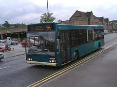 TM Travel 215 Matlock (Guy Arab UF) Tags: tm travel 215 w215prb optare excel bus matlock derbyshire trent barton cotgrave connection wellglade buses wellgladegroup