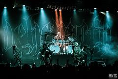 Behemoth - live in Warszawa 2017 fot. Łukasz MNTS Miętka-49