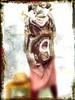 Everything, nothing & all in between (MizzieMorawez) Tags: freeform poncho tunic top wrap coat vest jacket versatile clusterfreeform knitting crochet freespirit extravagant unorthodox lagenlook