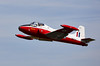 Jet Provost (Bernie Condon) Tags: jetprovost jp jet trainer raf royalairforce military vintage preserved hunting bac riat airtattoo tattoo ffd fairford raffairford airfield aircraft plane flying aviation display airshow uk 2017
